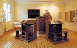 Literaturmuseum Romantikerhaus Jena (c) Stadt Jena