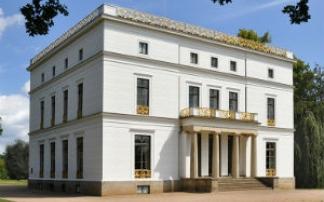 Jenisch Haus - Kunstmuseum an der Elbe in Hamburg