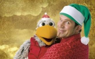 """""""Du lieber Himmel"""" Familien-Weihnachtsprogramm  (c) Daniel Kallauch, Foto: Manuel Maurer"""