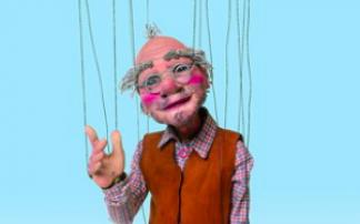 Das Kasperhaus Udo Gläsers Puppentheater