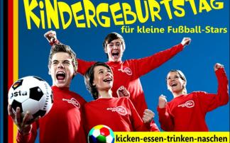 Kindergeburtstag Soccerworld Berlin
