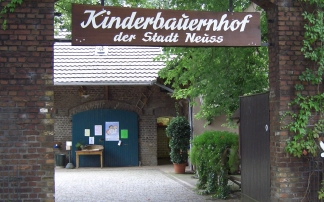 Kinderbauernhof in Neuss