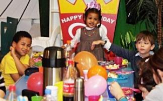 Kindergeburtstag in Kiddyx Kinderwelt