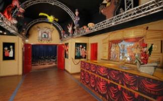 Kikeriki Kindertheater in Darmstadt: