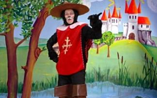 Der gestiefelte Kater, © Kinder- und Musicaltheater Gießen