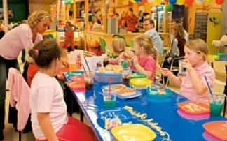 Kindergeburtstag im SumSum Indoorfamilienpark in Kiel