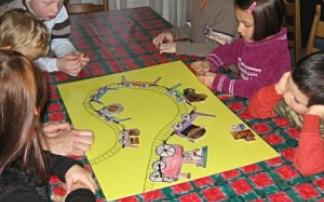 Kindergeburtstag in der Kinderspieloase in Mainz