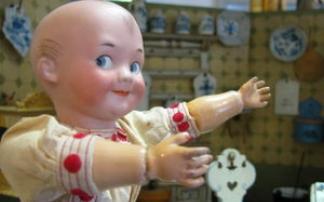 Spielzeugmuseum im Havelland in Kleßen