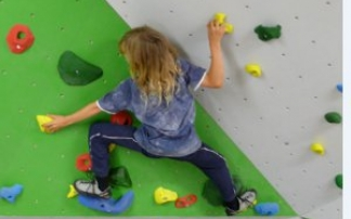 Sport zum Kindergeburtstag(c) Kletterzentrum Nordhessen  Kassel