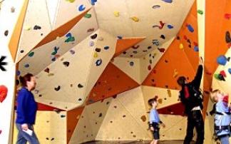 Kletterausrüstung Hamburg : Das dav kletterzentrum hamburg mamilade ausflugsziele