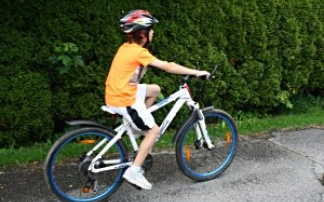 Klingbach-Radweg von Dahn nach Germersheim