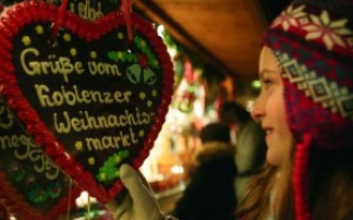 Weihnachtsmarkt in Koblenz