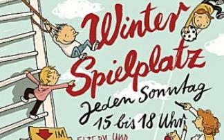 Winterspielplatz im CVJM-Haus in Leipzig (c) CVJM-Haus in Leipzig