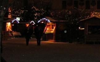 Lichterweihnacht in Bad Zwesten