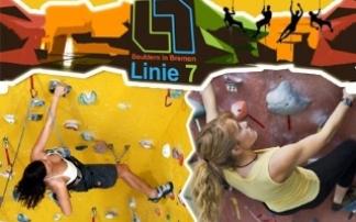 (c) Boulderhalle  Linie 7 Bremen