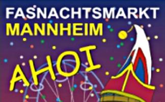 Fasnachtsmarkt in Mannheim (c) Stadt Mannheim