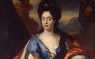 Kurfürstin Anna Maria Luia von der Pfalz geborene Medic