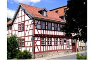 Literaturmuseum Baumbachhaus Meiningen