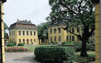 Museum Schloss Mosigkau (c) Stadt Dessau