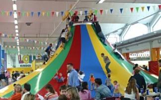 kindergeburtstag im spielpark lollihop in m nchen mamilade ausflugsziele. Black Bedroom Furniture Sets. Home Design Ideas