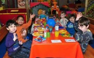 Kindergeburtstag im  Kinderpark Jackelino in Niederkassel