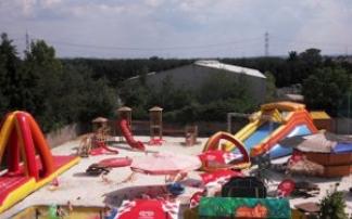 Der Kinderpark Jackelino in Niederkassel