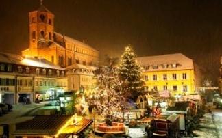 Nikolausmarkt in Homburg (c) Kreisstadt Homburg