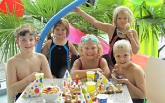 Kindergeburtstag im Badehaus Nordhausen (c) Badehaus Nordhausen