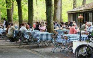 """Waldgaststätte """"Oberschweinstiege"""" in Frankfurt"""