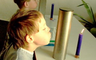 Kindergeburtstag in der Phänomenta in Peenemünde