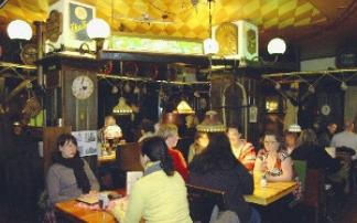 Blick ins Pfannkuchenhaus Hannover