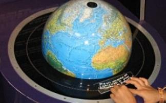 Planetenlehrpfad in Wernigerode