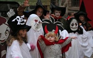 Halloween, © Filmpark Babelsberg