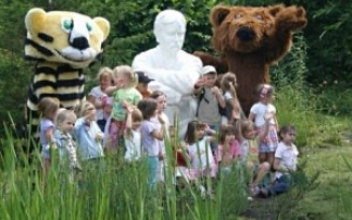 Kindergeburtstag im Filmpark Babelsberg in Potsdam