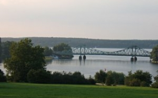 Glienicker Brücke Potsdam, © Antje Griehl
