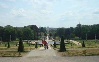 Historische Mühle im Park von Sanssouci in Potsdam