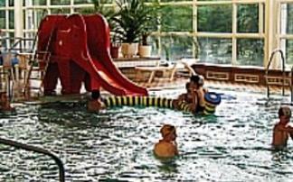 Schwimmhalle Prohlis in Dresden