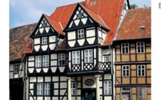 Das Klopstockhaus Quedlinburg