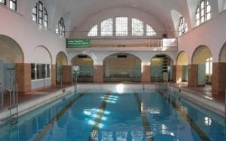 Schwimmhalle Quedlinburg