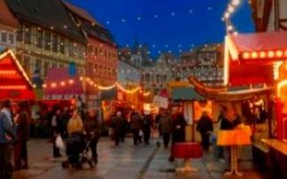 Weihnachtsmarkt in Quedlinburg