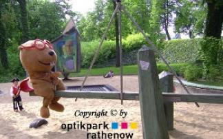 Kindergeburtstag im Optikpark Rathenow