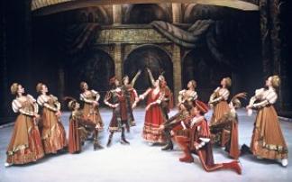 © Romeo & Julia on Ice, Semmel Concerts