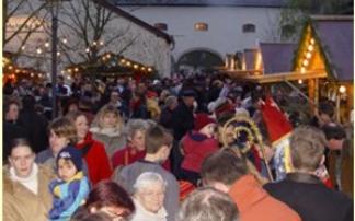 Weihnachtsdorf im Freilichtmuseum Roscheider Hof© Freilichtmuseum Roscheider Hof