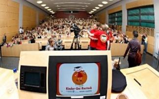 Kinder-Uni Rostock, © Universität Rostock