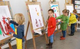 Kreatives Gestalten in der Kunst.Schule.Rostock