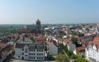Aussichtsturm St. Petri in Rostock