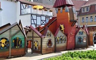 Rumpelburg in Bad Langensalza