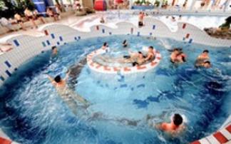 Freizeit- und Erlebnisbad SAALEMAXX