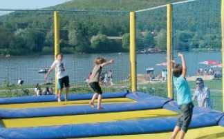 Luna-Loop im Familienpark Funtastico in Schieder