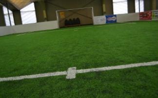 Soccer-Court im Soccer-4-you in Wiesloch